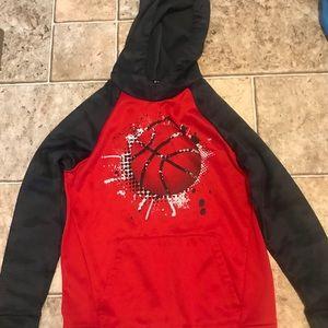 2/$10 Boy's Tek Gear hoodie